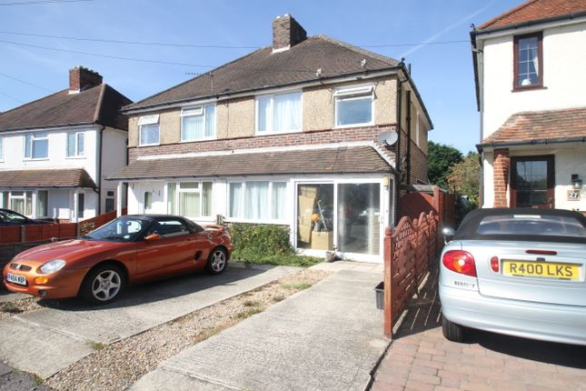 Thumbnail Semi-detached house to rent in Yorke Way, Hamble
