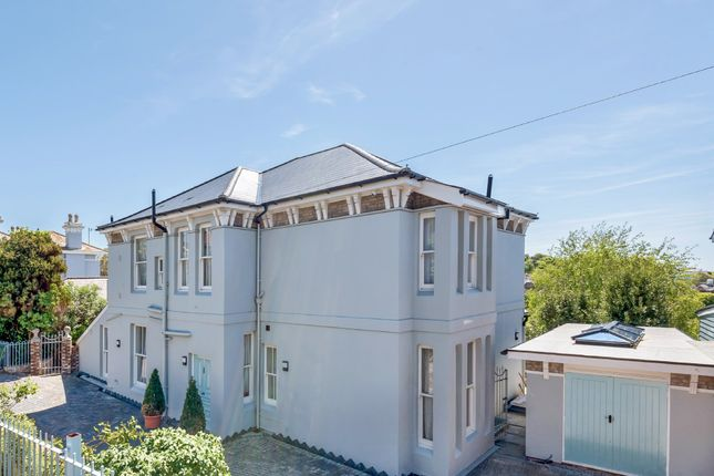 Thumbnail Detached house for sale in Godwin Road, Hastings, East Sussex