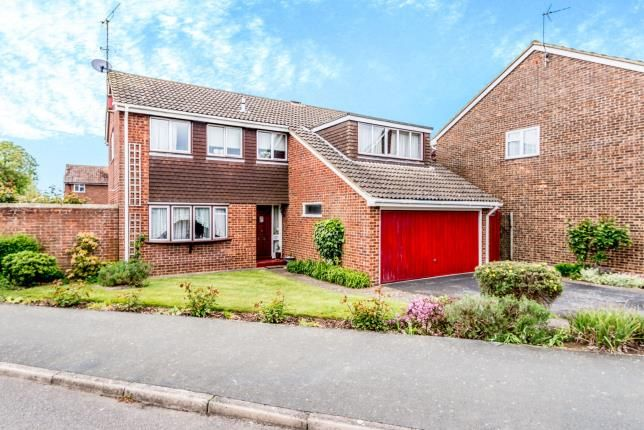 Thumbnail Detached house for sale in Manor Drive, Stewkley, Leighton Buzzard, Bedfordshire