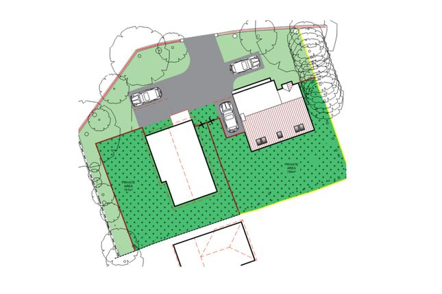 Thumbnail Detached house for sale in Mill Place, Lisvane