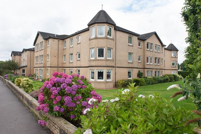Thumbnail Flat for sale in Abbey Drive, Glasgow