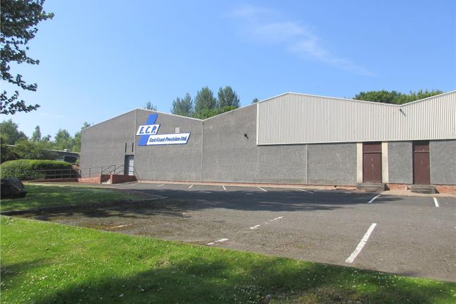 Thumbnail Warehouse for sale in 59 Nasmyth Road, Southfield Industrial Estate, Glenrothes, Fife