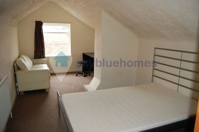 Thumbnail End terrace house to rent in Bramley Road, Leicester