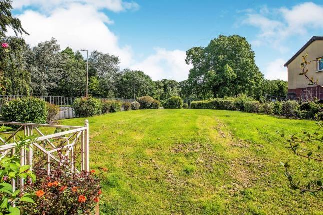 Rear Views of Glenview Court, Ribbleton, Preston, Lancashire PR2