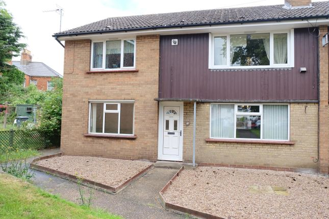 Thumbnail Maisonette for sale in Hodson Green, Horncastle, Lincs