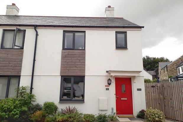 Thumbnail End terrace house to rent in Charlestown, St. Austell