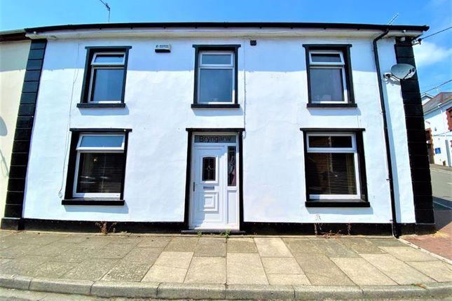 Thumbnail End terrace house for sale in Hillside Terrace, Wattstown, Porth