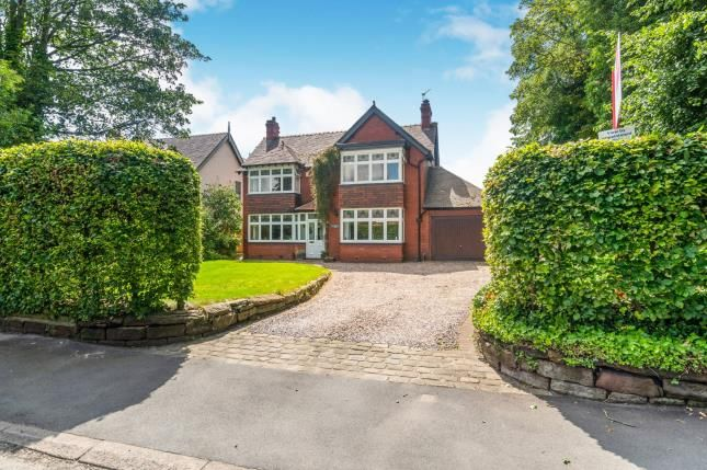 Thumbnail Detached house for sale in Higher Lane, Lymm, Cheshire, England