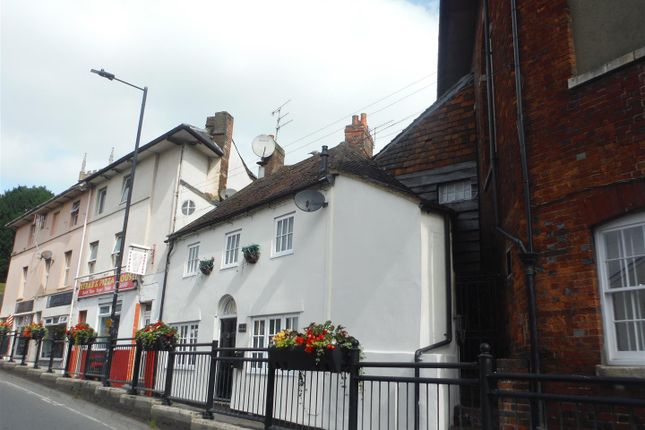 Thumbnail Terraced house to rent in New Road, Marlborough