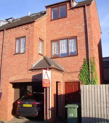Thumbnail Town house to rent in Winstanley Road, Wellingborough