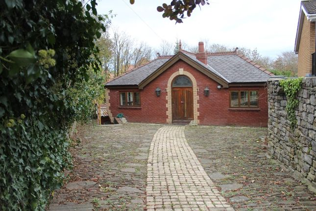 Thumbnail Detached house for sale in 49A Fields Park Avenue, Newport, Newport