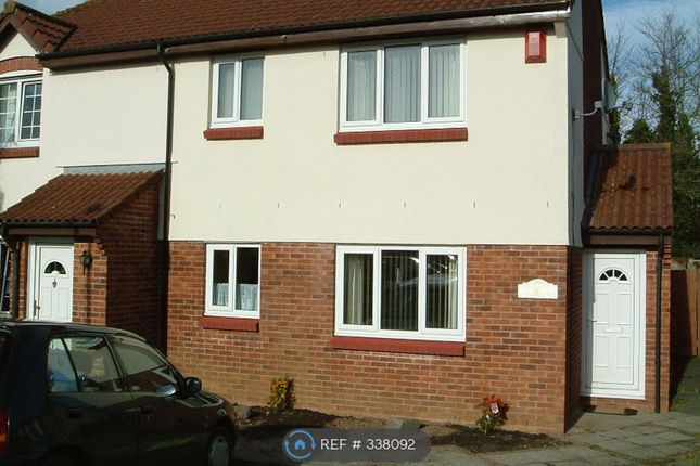 Thumbnail End terrace house to rent in Coleman Drive, Plymouth