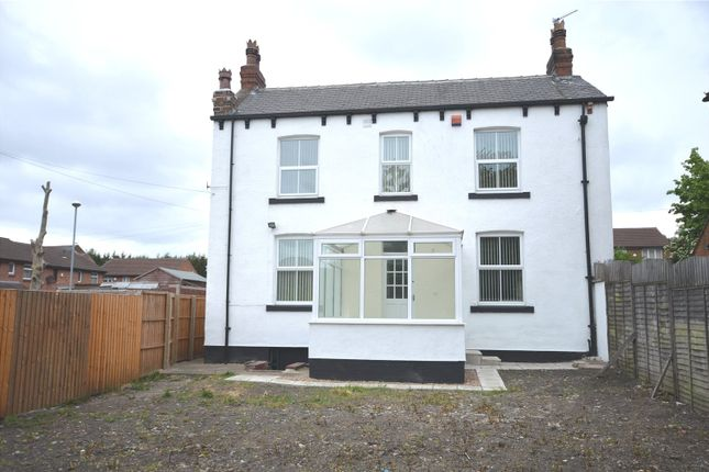 Thumbnail Detached house for sale in Red Hall Farm, Town Street, Beeston, Leeds, West Yorkshire