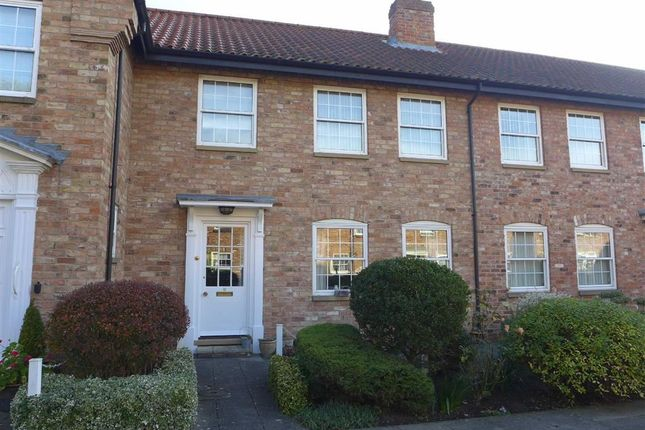 Thumbnail Terraced house to rent in Church Mill Close, Market Rasen