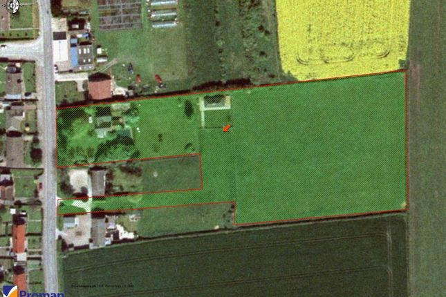 Thumbnail Land for sale in Church Fenton Lane, Ulleskelf, Tadcaster
