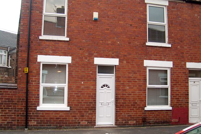 Front External of Amber Street, York YO31
