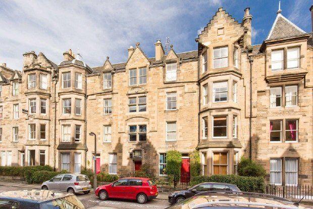 Thumbnail Flat to rent in Roseneath Terrace, Edinburgh