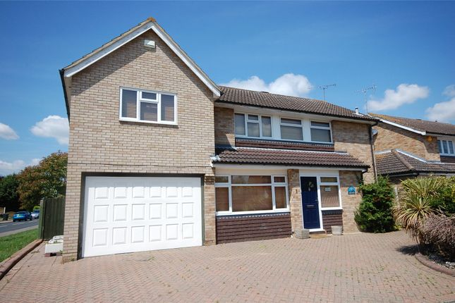 Thumbnail Detached house for sale in Longfield Road, South Woodham Ferrers, Essex