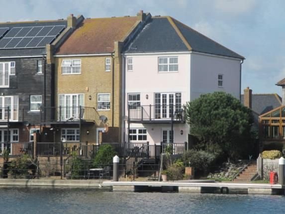 Thumbnail End terrace house for sale in St. Lawrence Way, Eastbourne, East Sussex