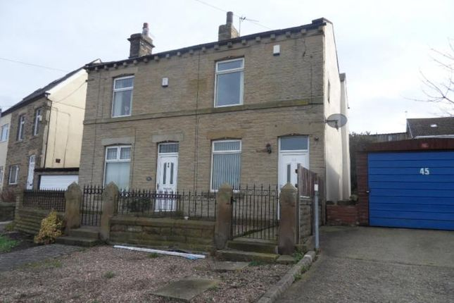 Thumbnail Semi-detached house to rent in Moorside Road, Bradford