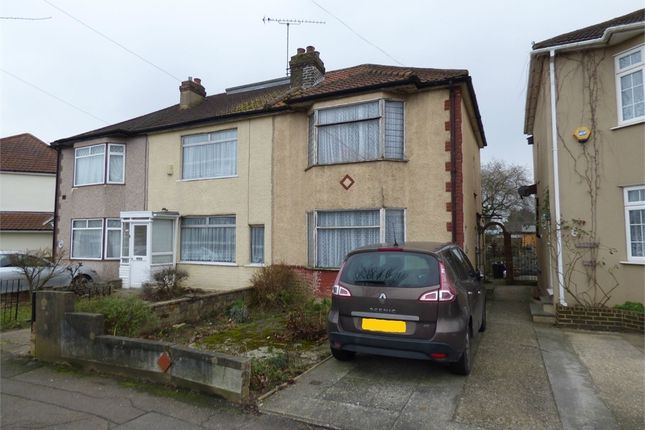 3 bed end terrace house for sale in Heaton Avenue, Romford, Essex