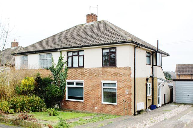 Thumbnail Maisonette to rent in Barncroft Road, Loughton