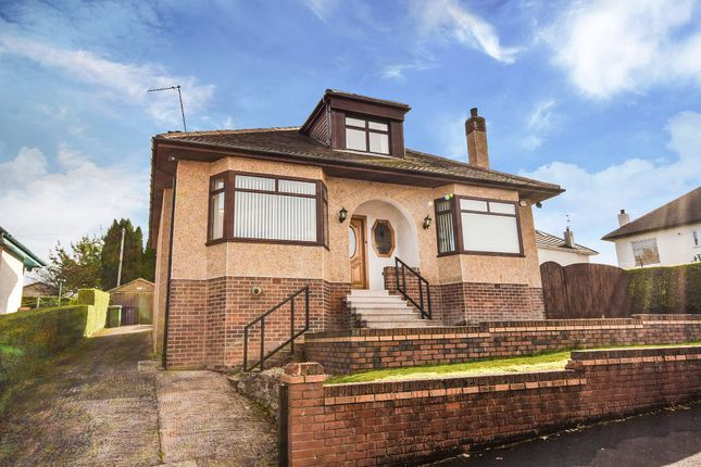 Thumbnail Detached house for sale in Muirhill Avenue, Glasgow