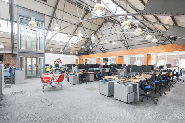 Thumbnail Office to let in Fashion Street, London
