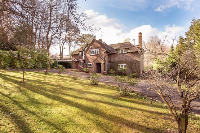 Thumbnail Detached house to rent in Kynance, Manor Road, Penn, Tylers Green