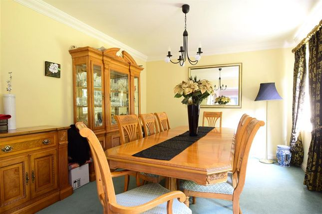 Dining Room of First Avenue, Worthing, West Sussex BN14