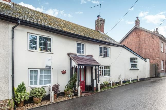 Thumbnail Semi-detached house for sale in Broadway, Whimple, Exeter