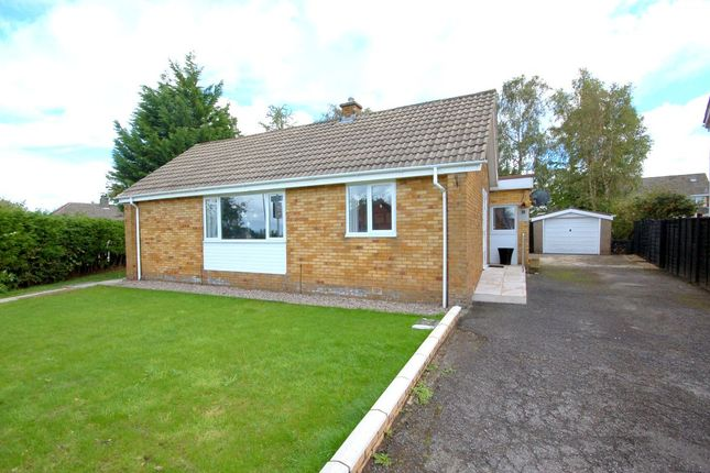 Thumbnail Bungalow for sale in Calderbraes Avenue, Uddingston, Glasgow