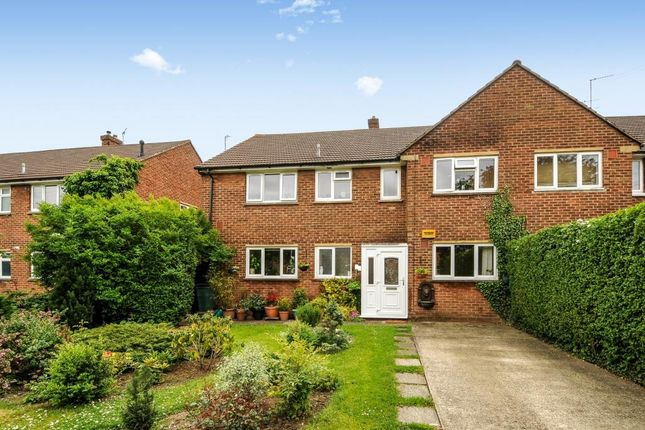 Thumbnail Maisonette to rent in Whaddon Chase, Aylesbury