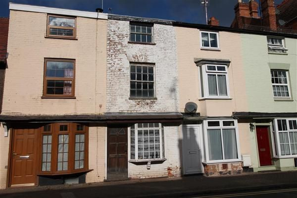 Thumbnail Terraced house for sale in Evesham Street, Alcester, Alcester