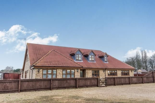 Thumbnail Bungalow for sale in Crowland Road, Eye, Peterborough, Cambridgeshire