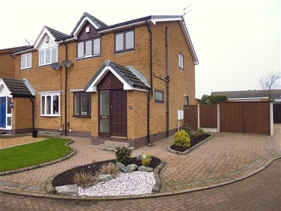 Thumbnail Property to rent in Askrigg Close, Blackpool