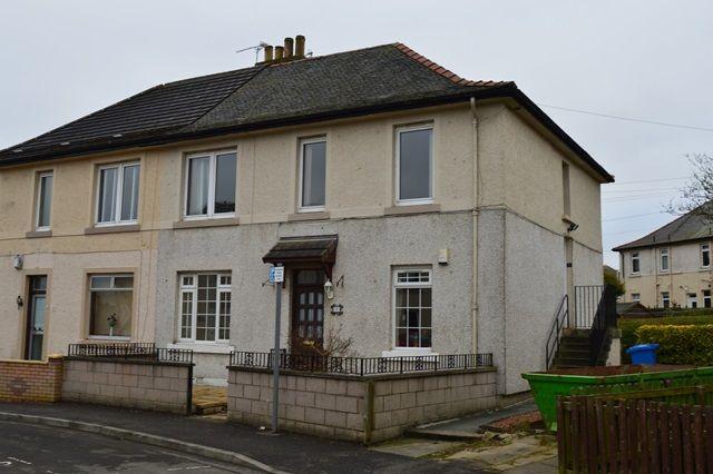 Thumbnail Flat to rent in Kennard Street, Lochgelly, Fife