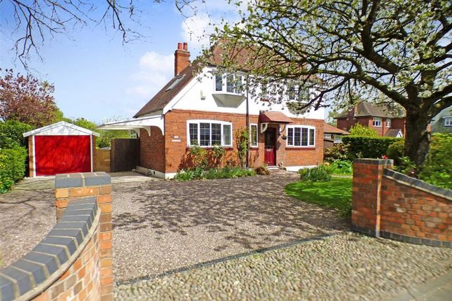 Thumbnail Detached House For Sale In Middlewich Road Elworth Sandbach
