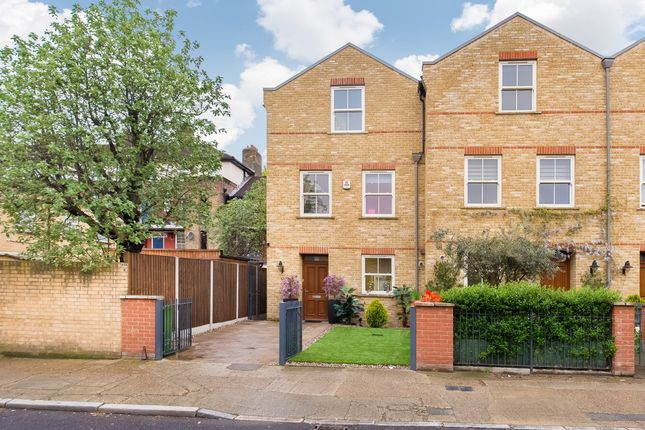 Thumbnail End terrace house for sale in Rose Stapleton Terrace, Pages Walk, London, London