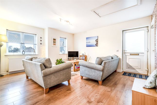 Thumbnail 2 bed maisonette for sale in Fleming Place, Colden Common, Winchester, Hampshire