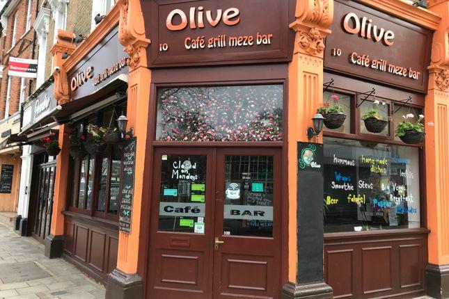 Thumbnail Restaurant/cafe to let in High Street, Hornsey