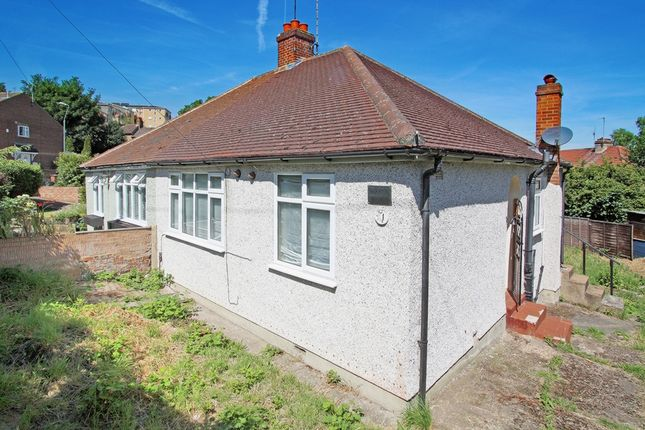 Thumbnail Bungalow to rent in Abbey Crescent, Belvedere