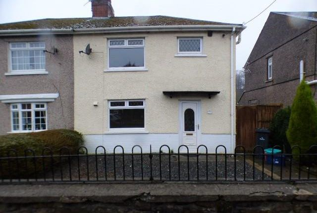 Thumbnail Property for sale in Is-Y-Rhos, Abercrave, Swansea