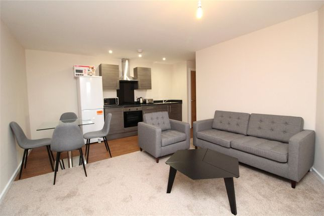 2 bed flat to rent in Park Rise Apartments, Seymour Grove, Greater Manchester