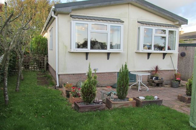 Thumbnail Mobile/park home for sale in Fell View Park (Ref 5695), Gosforth, Seascale, Cumbria