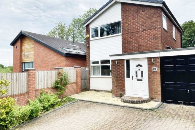 Thumbnail Semi-detached house to rent in Anchorage Road, Urrmston, Manchester