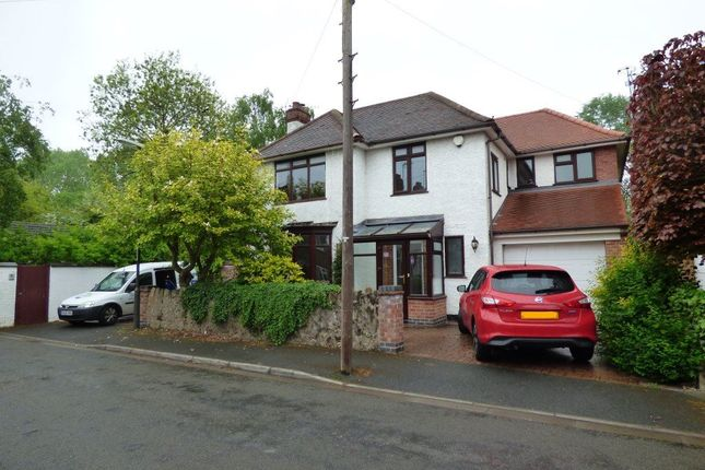 Thumbnail Detached house to rent in Harlaxton Drive, Long Eaton, Nottingham
