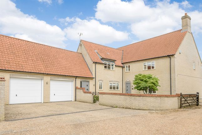 5 bed detached house for sale in Malthouse Croft, Beachamwell, Swaffham