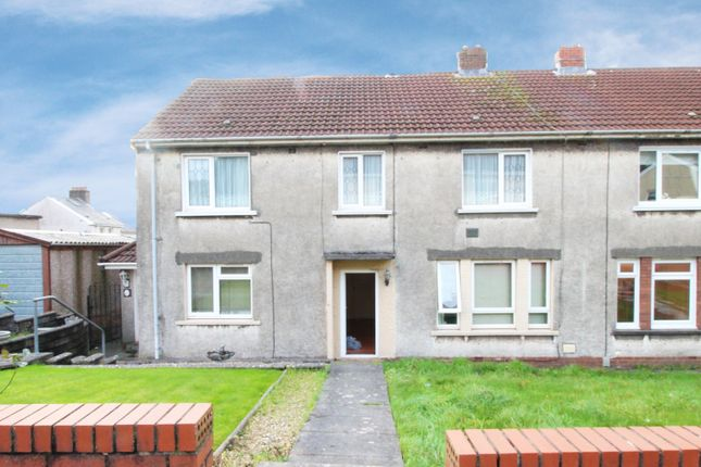 Thumbnail Flat for sale in Crawford Green, Port Talbot, West Glamorgan