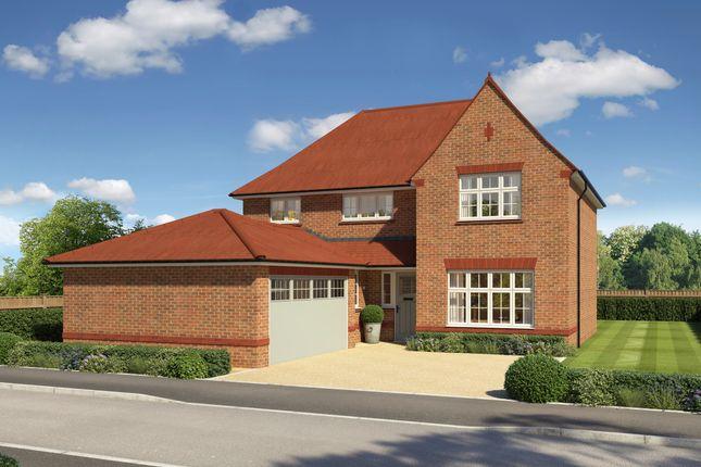 "4 bed detached house for sale in ""Ledsham"" at Haverhill Road, Little Wratting, Haverhill CB9"